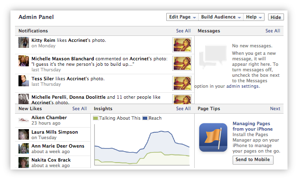 6 Tips for Managing Your Chamber Facebook Page - Accrisoft