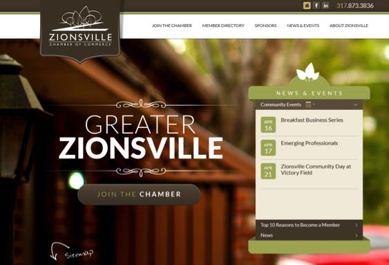 10 Impressive Chamber Of Commerce Web Designs Accrisoft