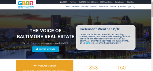 The Best Real Estate Association Websites of 2019 - Accrisoft