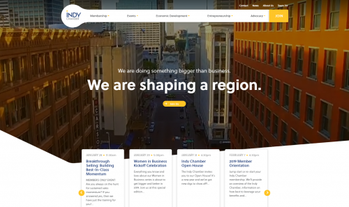 The Best Chamber of Commerce Websites of 2019 - Accrisoft